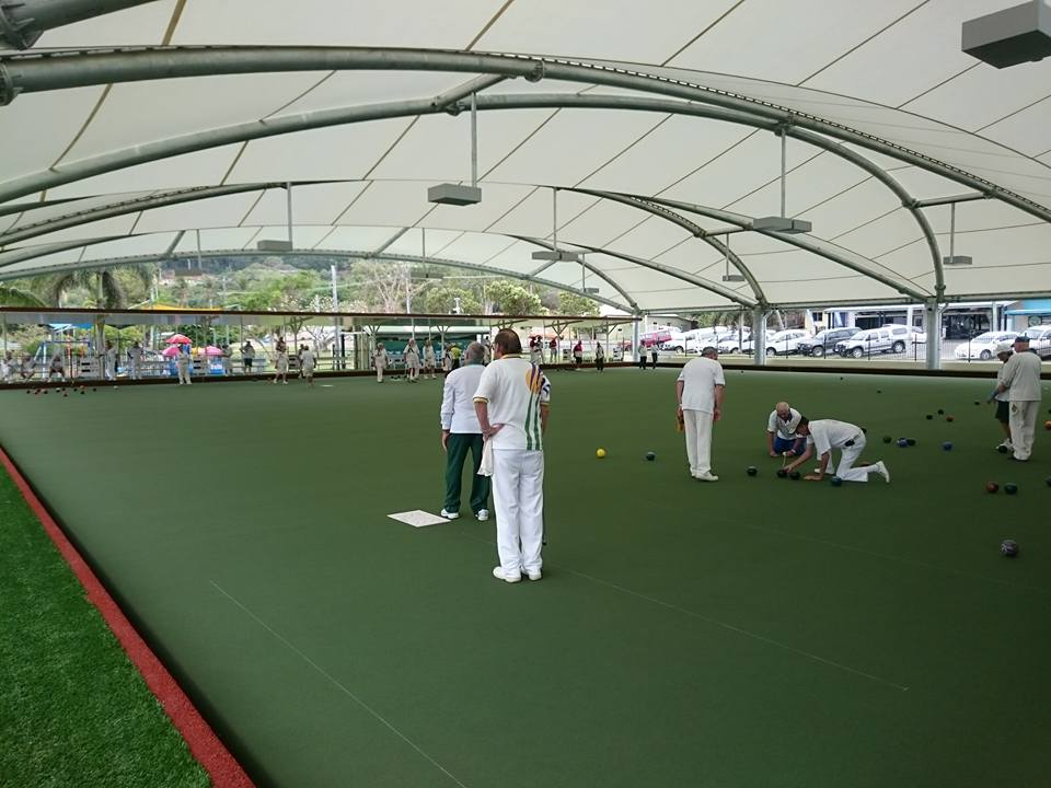 First Under Cover Bowls
